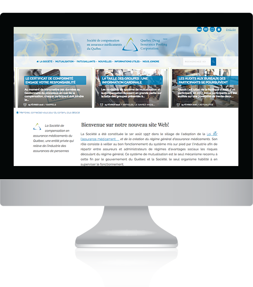 Société de compensation en assurance médicaments du Québec