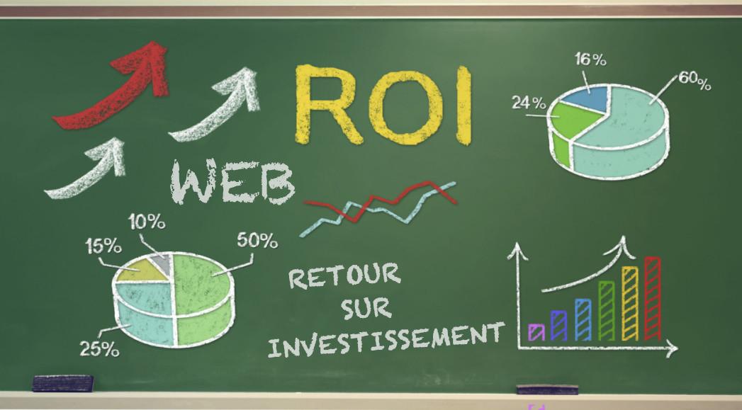 Retour sur investissement (ROI) d'un site web
