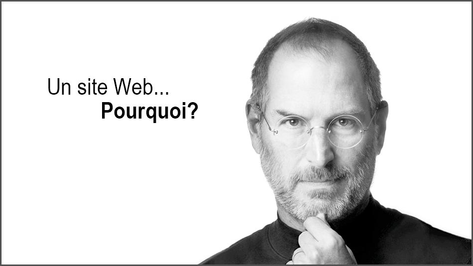Un site web pour une PME, pourquoi?