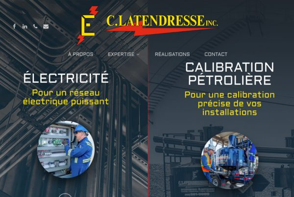 C. Latendresse inc.