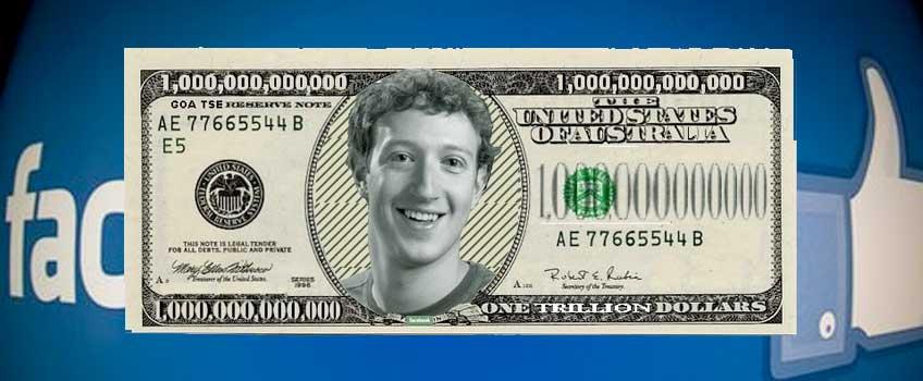 Facebook : Des revenus publicitaires de 13,64$ milliards à la fin de 2016